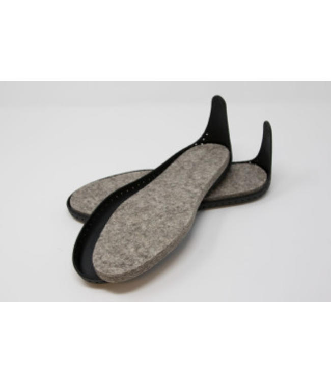 Botties Botties - soles WITH felt insoles