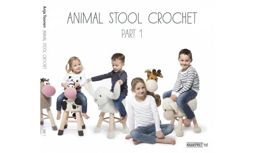Animal Stool crochet part 1