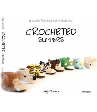 Haakpret Crocheted slippers - Anja Toonen