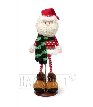 Haakpret Paket Weihnachtsmann - 60 cm