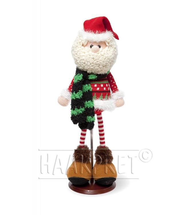 Haakpret Paquet de fil Père Noël - 60 cm