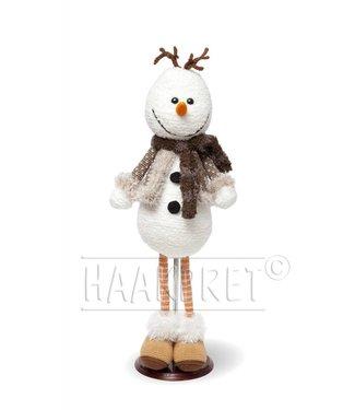 Haakpret Paquet de fil Bonhomme de neige - 60 cm