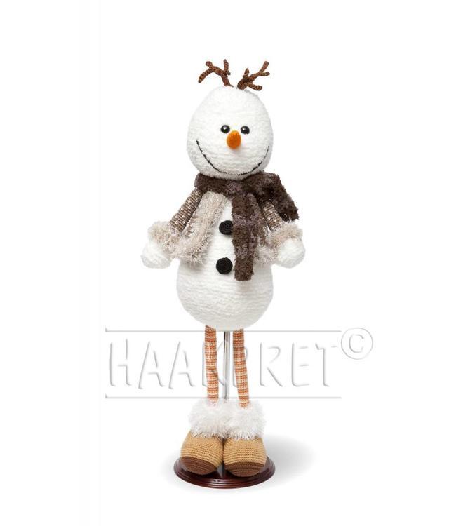 Haakpret Pakket Sneeuwpop - 60 cm