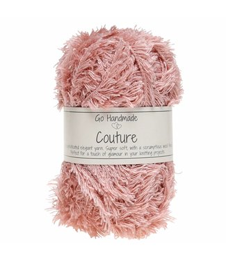 Go Handmade Couture - Light Pink