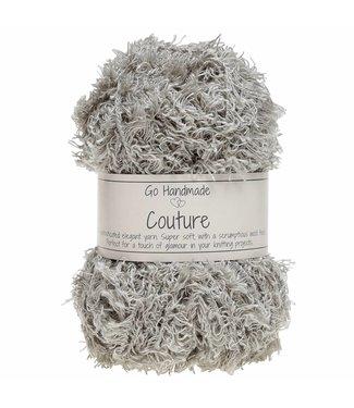 Go Handmade Couture - Light Grey