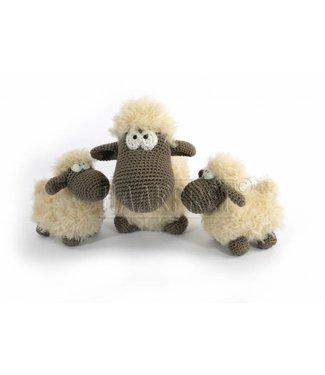 Haakpret Saartje het schaap - Nounours
