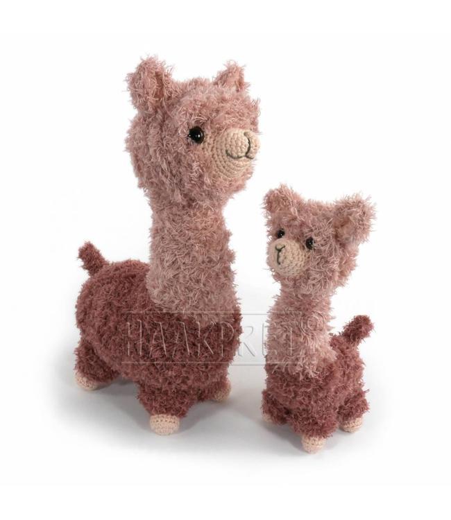 Haakpret Albert de Alpaca - Couture