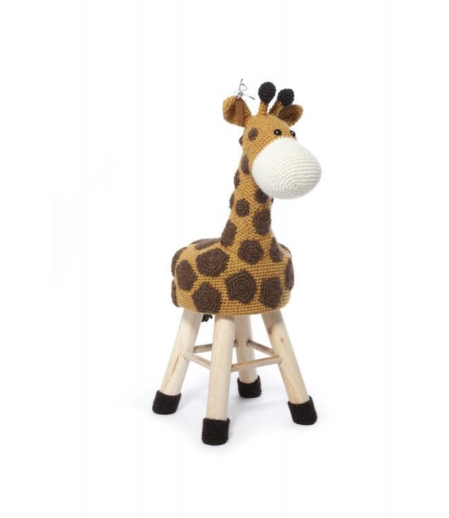Haakpret Paquet Girafe