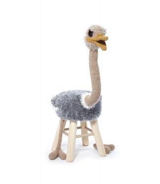 Haakpret Package ostrich