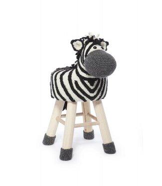 Haakpret Pakket Zebra