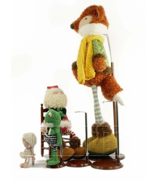 Haakpret Doll Upright 28 - 46 cm