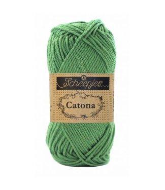 Scheepjes Catona 25g - 412 - Forest Green
