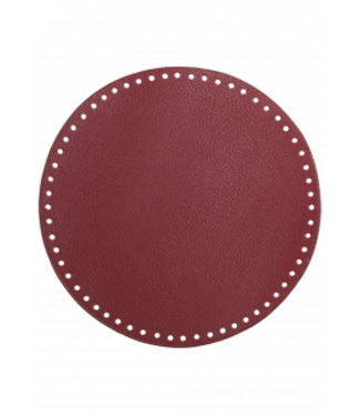 Go Handmade Handtaschen- / Korbboden 25 cm - Raspberry