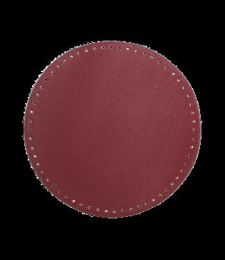 Go Handmade Mand / tassen bodem 25 cm - Raspberry