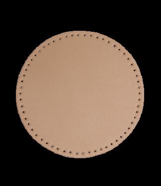 Go Handmade Handtaschen- / Korbboden 25 cm - Abricot