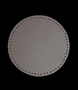 Go Handmade Mand / tassen bodem 25 cm - Light Grey