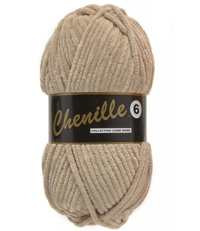 Lammy Yarns Chenille 6 - 791 - beige