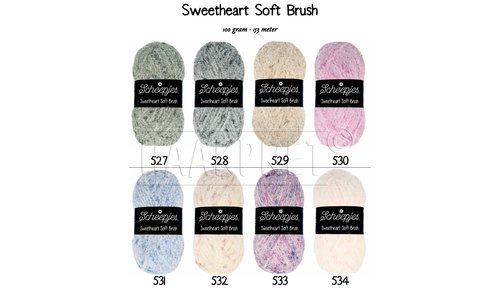Sweetheart Soft Brush
