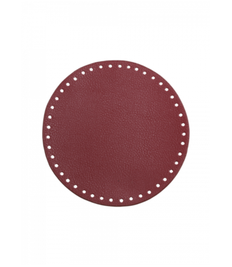 Go Handmade Handtaschen- / Korbboden 20 cm - Raspberry