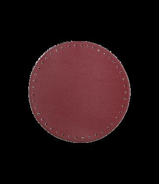 Go Handmade Mand / tassen bodem 20 cm - Raspberry