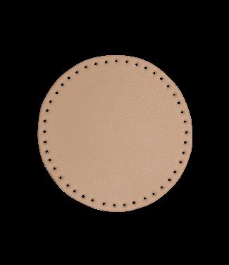 Go Handmade Handtaschen- / Korbboden 20 cm - Apricot