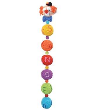 Haakpret Clown Mobiel A5 (NL-DE-ENG)