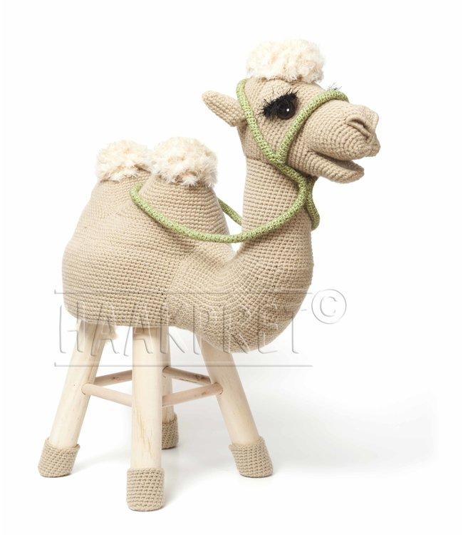 Haakpret Package Camel ecru