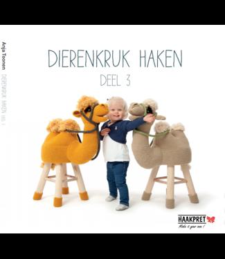 Haakpret Dierenkruk haken deel 3 - Néerlandais