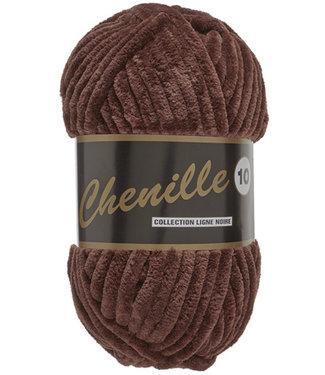 Lammy Yarns Chenille 10 - 200g - 110 - bruin