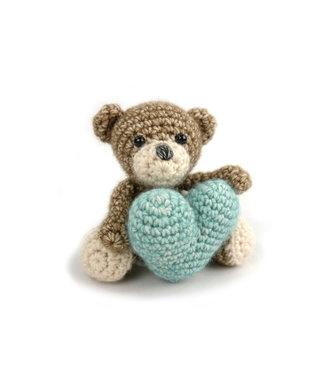 Haakpret Beloved Bear A5 - Englisch