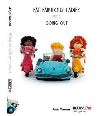 Haakpret Fat Fabulous Ladies - Part 2 - Engels