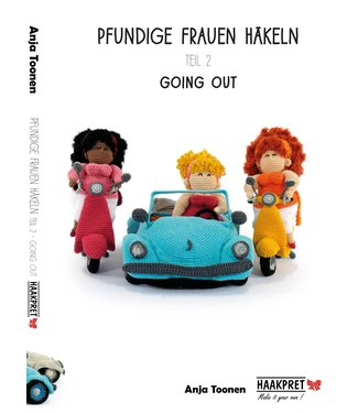 Haakpret Pfundige Frauen Häkeln - Teil 2 - German