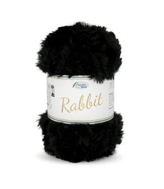Rellana Rabbit 100g -  02 - zwart