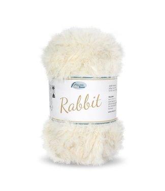 Rellana Rabbit 100g -  16 - gebroken wit