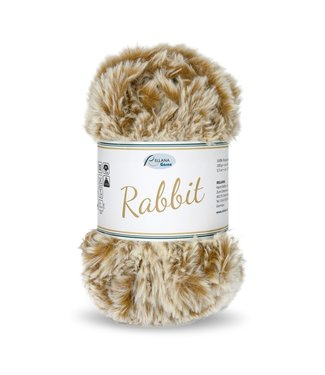 Rellana Rabbit 100g -  18 - beige ocher yellow