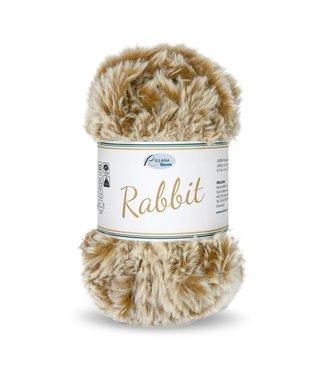 Rellana Rabbit 100g -  18 - beige ockergelb