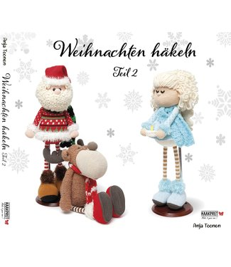 Haakpret Weihnachten häkeln teil 2 - German