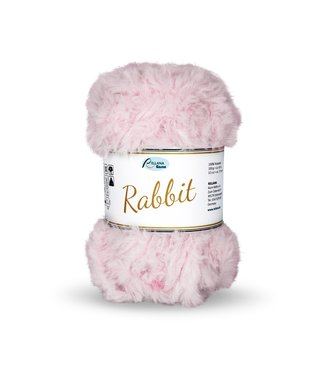 Rellana Rabbit 100g -  10 - salmon pink