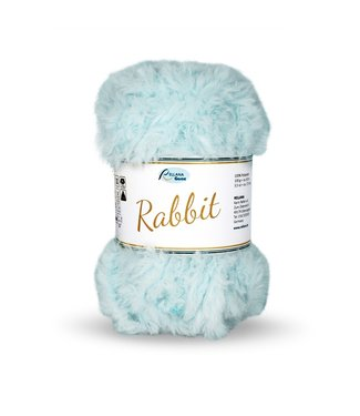 Rellana Rabbit 100g -  11 - licht petrol blauw