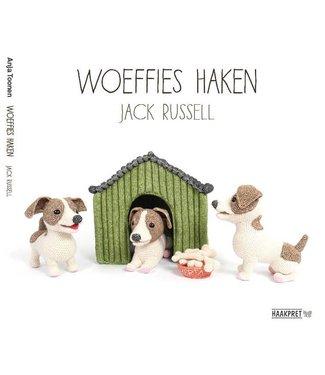 Haakpret SALE ! Woeffies haken - Jack Russell
