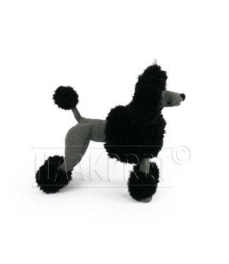 Haakpret Composez-vous: Paddy Poodle noir