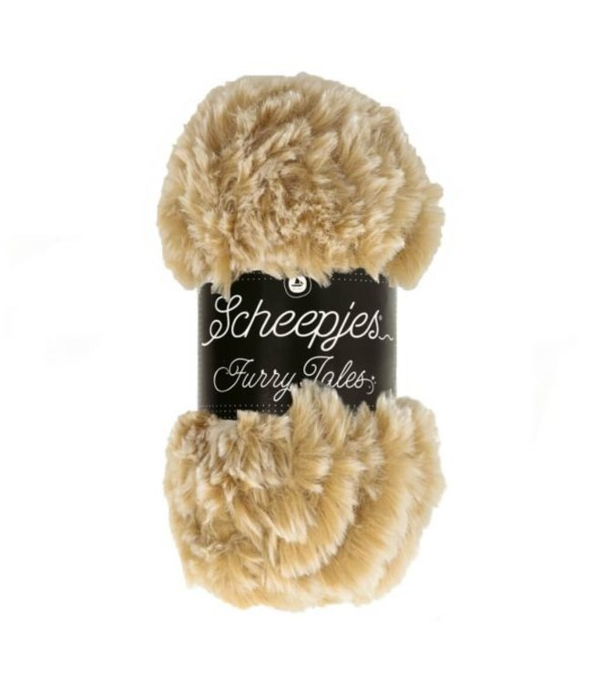 Scheepjes Furry Tales 100g  - 972 Wood Cutter