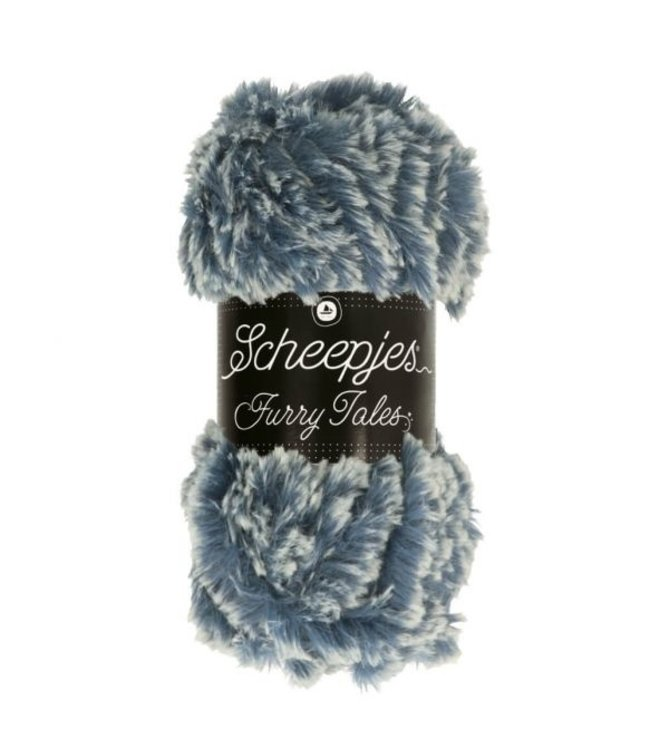 Scheepjes Furry Tales 100g  - 977 Beauty