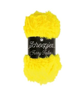Scheepjes Furry Tales 100g  - 982 Goldilocks