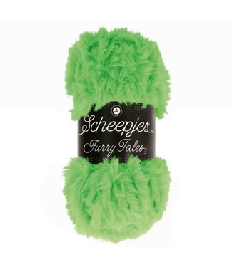 Scheepjes Furry Tales 100g  - 986 Frog Prince