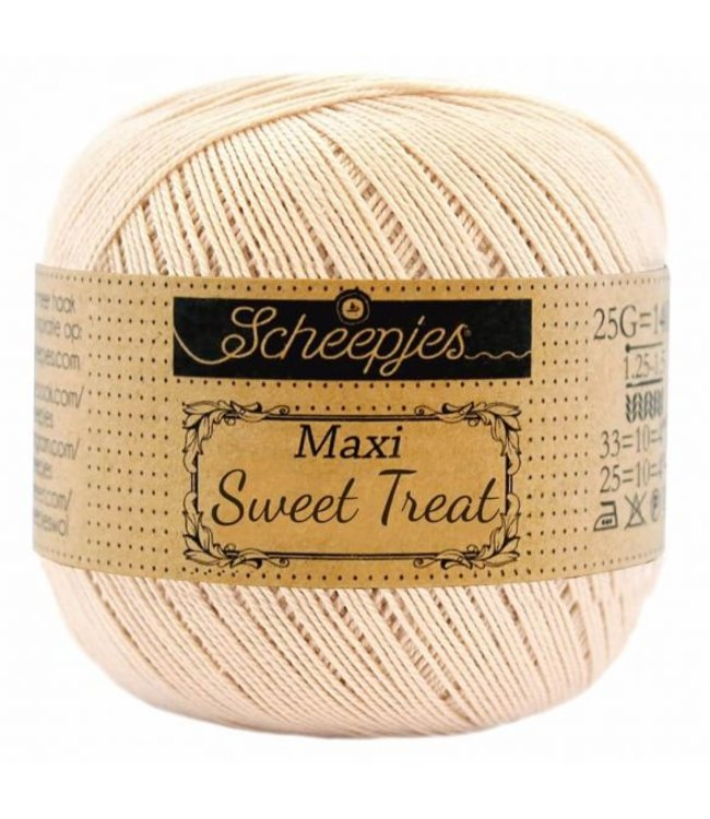 Scheepjes Maxi Sweet Treat 25g - 255 Nude