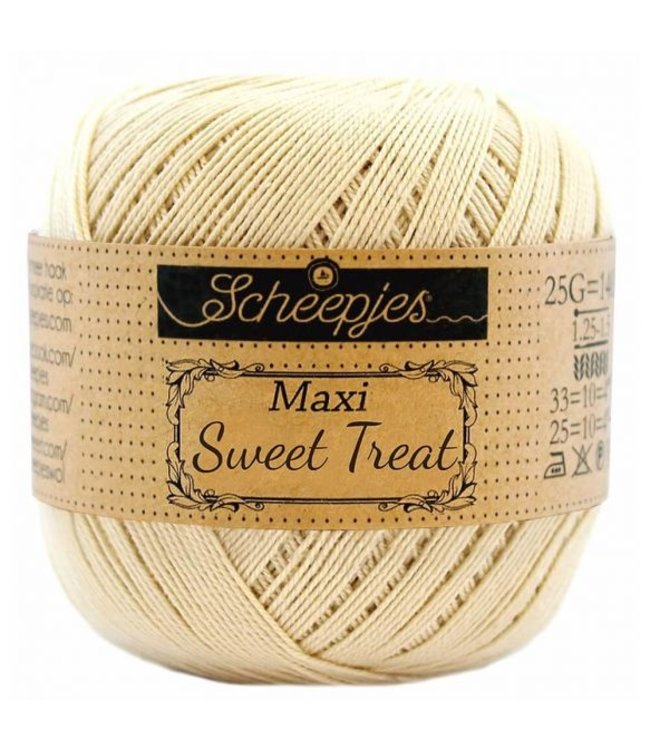 Scheepjes Maxi Sweet Treat 25g - 404 English Tea