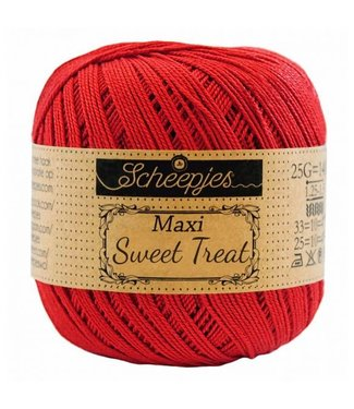 Scheepjes Maxi Sweet Treat 25g - 115 Hot Red