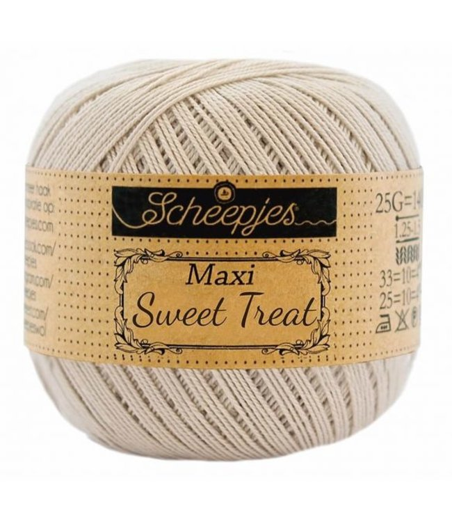 Scheepjes Maxi Sweet Treat 25g - 505 Linen
