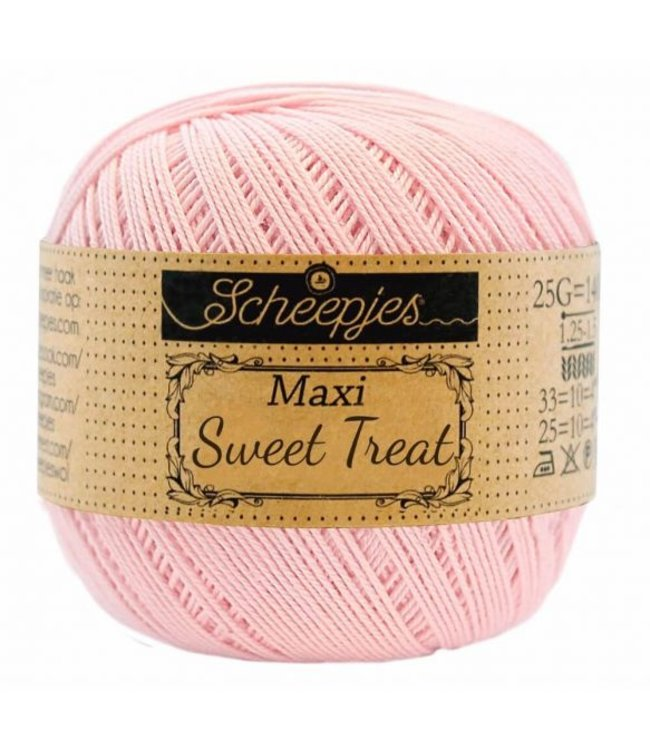Scheepjes Maxi Sweet Treat 25g - 238 Powder Pink